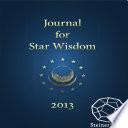 Journal for Star Wisdom 2013