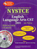 The Best Teachers  Test Preparation for the NYSTCE English Language Arts Content Specialty Test  003