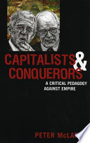 Capitalists and Conquerors