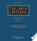The Law of Lawyering