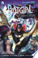 Batgirl Vol  2  Knightfall Descends  The New 52