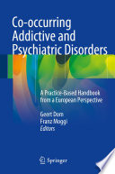Co occurring Addictive and Psychiatric Disorders Book PDF