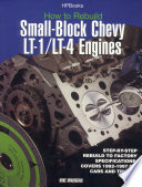 Rebuild LT1 LT4 Small Block Chevy Engines HP1393