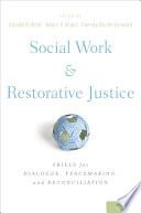 Social Work and Restorative Justice