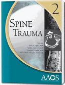 Spine Trauma Book PDF