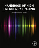 download ebook handbook of high frequency trading pdf epub