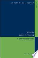 Sueton in Straßburg