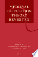 Medieval Supposition Theory Revisited