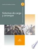 Sistemas de carga y arranque  Novedad 2017