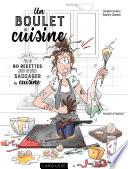 illustration Un boulet en cuisine