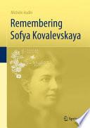Remembering Sofya Kovalevskaya