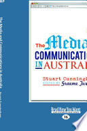 The Media and Communications in Australia  Large Print 16pt