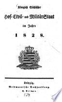 Königlich Sächsischer Hof-, Civil- und Militär-Staat