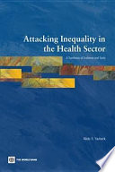 Attacking Inequality in the Health Sector