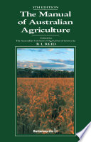 The Manual of Australian Agriculture