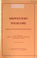Midwestern Folklore