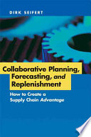 Collaborative Planning  Forecasting  and Replenishment
