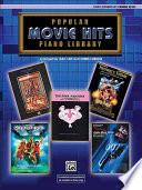 Popular Piano Library Movie Hits Primer Level