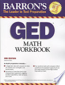 Barron s GED Math Workbook