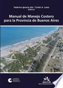 Manual de manejo costero para la Provincia de Buenos Aires
