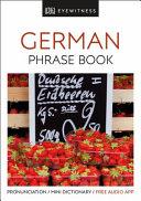 Eyewitness Travel Phrase Book - German