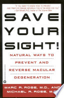Save Your Sight!