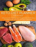 Keto Diet Planner For My Mom