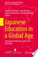 Japanese Education in a Global Age