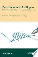Praxishandbuch Six Sigma