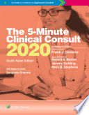 The 5 Minute Clinical Consult 2020