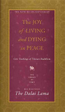 The Joy of Living and Dying in Peace Book PDF
