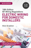 Iet Wiring Regulations Electric Wiring For Domestic Installers 16th Ed