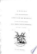 Poesie del magnifico Lorenzo de' Medici,
