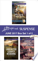 Harlequin Love Inspired Suspense June 2017   Box Set 1 of 2