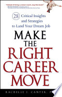 Make the Right Career Move