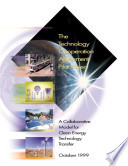 The Technology Cooperation Agreement Pilot Project  A Collaborative Model for Clean Energy Technology Transfer