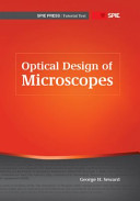 Optical Design of Microscopes