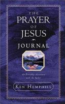 The Prayer of Jesus Journal
