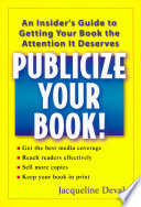 Publicize your Book