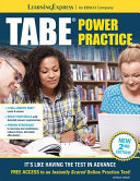TABE Power Practice