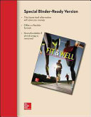Fit   Well  Core Concepts and Labs in Physical Fitness and Wellness Loose Leaf Edition with Connect Access Card and LiveWell Access Card