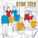 Star Trek the Original Series Adult Coloring Book