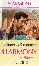 Cofanetto 8 romanzi Harmony Collezione   23