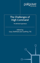 The Challenges Of High Command