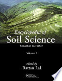 Encyclopedia of Soil Science