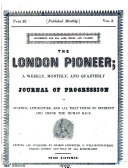 download ebook the penny satirist and london pioneer [afterw.] the london pioneer [afterw.] the london literary pioneer [afterw.] literary pioneer pdf epub
