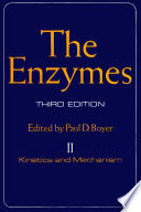 The Enzymes book