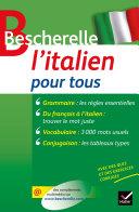 Bescherelle L italien pour tous