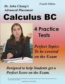 Dr  John Chung s Advanced Placement Calculus BC