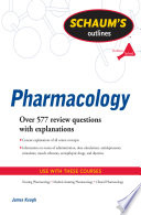 Schaum s Outline of Pharmacology